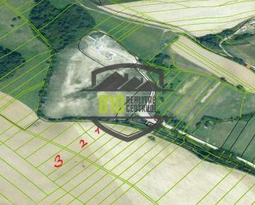 Orná pôda v katastrálnom území obce Sverepec