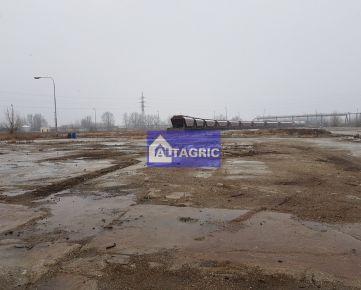 3120VI - Pozemok v priemyselnej zóne mesta Štúrovo na predaj