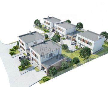 Novostavba rodinného domu, /351 m2/, Bytča - Kotešová