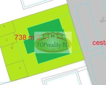 Investícia - Výnimočná nehnuteľnosť - Rodinná vila, s pozemkom 738 m2 - centrum - Banská Bystrica – cena  565 000€