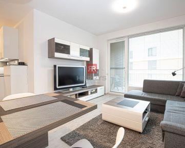 HERRYS – Na prenájom 3 izbový byt s 2x garáž. státím v novostavbe Nový Ružinov