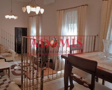ADOMIS - prenájom FOR RENT, 4-izbový byt, Kováčska, Košice - Staré mesto, dvor, luxusne upravený, v uzavretom komplexe