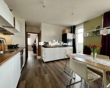 3-izbový byt v novostavbe