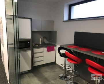Kancelárie, 110m2, Trnava Seredská, novostavba, zo zázemím, klimatizácia