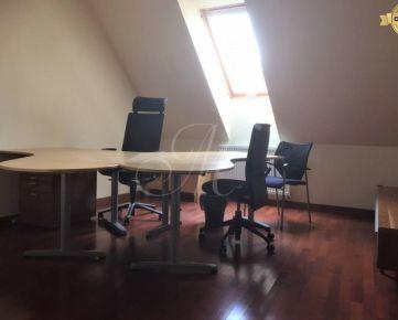 Kancelárske priestory na prenájom v Bratislave - Starom Meste - 97 m2