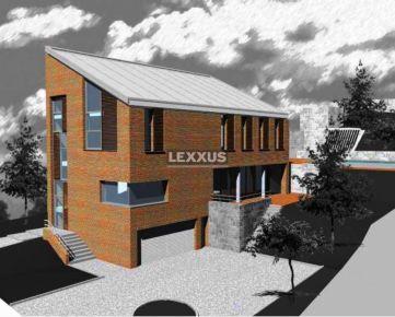 LEXXUS-PREDAJ ideálny pozemok na rodinnú vilu v Starom Meste, BA I
