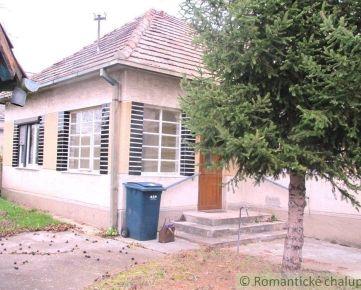 Jednopodlažný rodinný dom v obci Vysoká pri Morave na predaj