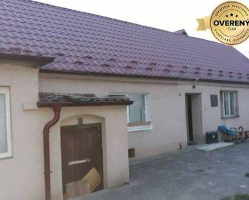 Predaj 3 izbový dom Bratislava-Záhorská Bystrica