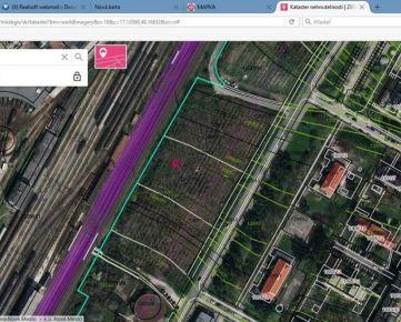 Na predaj ponúkame pozemok/ záhradu na Pionierskej ul. BA,priamo pod Kolibou.