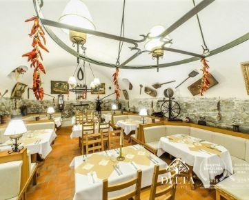 DELTA | Lukratívne priestory pre reštauráciu, Michalská, 270m2