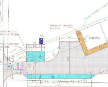 Pozemok o výmere 2.427 m2 /BRESTOVANY/