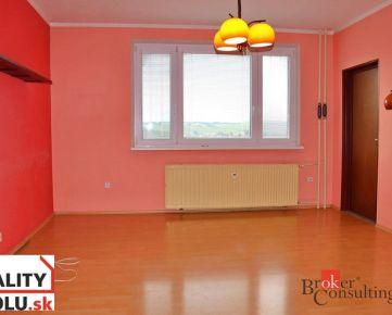 3 izbový byt na Podbrezinách na predaj