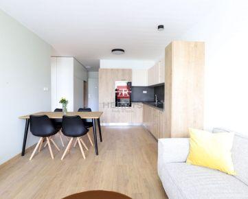 HERRYS - Na prenájom úplne nový, zatiaľ neobývaný 2izbový byt so šatníkom parkovaním a pivnicou na Kramároch