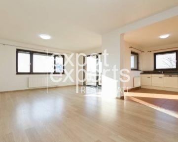 Exkluzívny veľkometrážny 4-izbový byt v uzavretom areáli, Nové Mesto