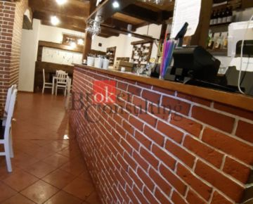 Reštaurácia Bánovce nad Bebravou na predaj, exkluzívne odstúpime