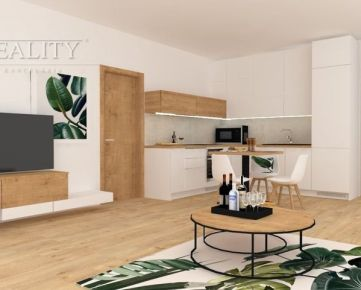 Na prenájom: novostavba 2 izbového bytu, 50 m2 + 6 m2 balkón Žilinská ul., Trenčín / Sihoť
