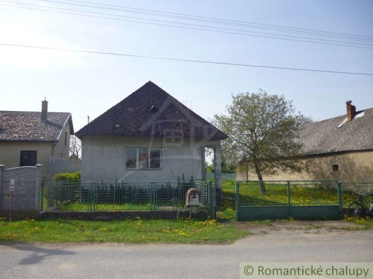 Chalupa, rekreačný domček 80m2, pôvodný stav