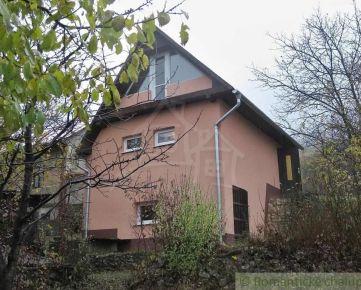Chata vhodná aj na rekreáciu pri obci Hrhov