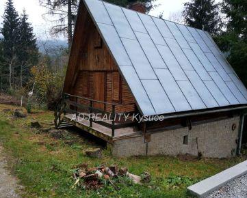 Rekreačná chata v krásnom prostredí Kysuckých Beskýd