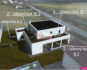 3-izbový byt predaj VEĽKÁ TERASA Žilina Rudinka