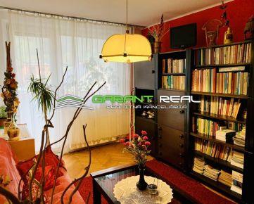 GARANT REAL - predaj 2-izbový byt 50 m2 s loggiou 3 m2, Prešov, Sídlisko II, M. Čulena