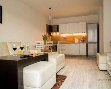 Prenájom 2 izbový byt v NOVOSTAVBE, ul.H.Ponickej, BORY HOME, Bratislava IV Lamač