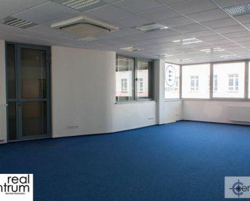 Administratívny priestor 186m2 na Račianskej ulici 3 kancelárie