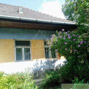 Rodinný dom 85m2, pôvodný stav