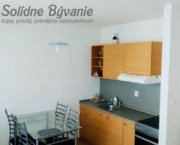 1 izbový byt na prenájom za rozumnú cenu