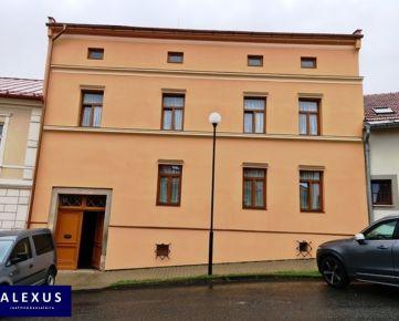 Predaj, krásny meštiansky dom v historickom centre mesta Levoča