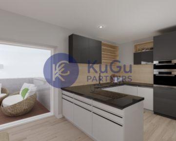 IBA U NÁS - jedinečný 4 izbový byt – 2 poschodový mezanín - BYT C v novostavbe bytového domu AMFIK HOUSE 2