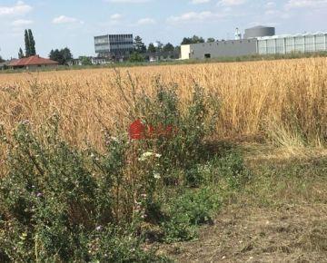 Predaj pozemku na komerčné účely v priemyselnej zóne v Dunajskej Strede