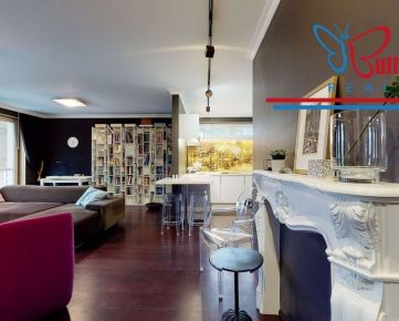 Dizajnový byt na dobrom mieste na Kramároch
