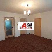 2-izb. byt 1m2, čiastočná rekonštrukcia