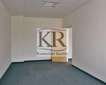 38 m2, Kancelárie na prenájom, Trenčín, centrum