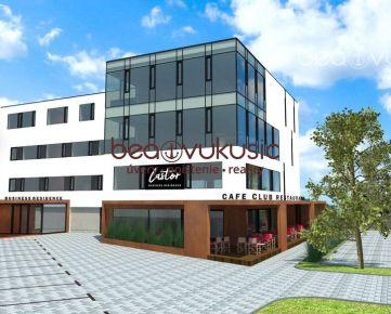PRENÁJOM - 50 m2 obch.priestoru - CASTOR business residence