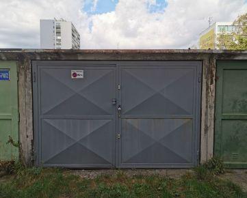 BA-Ružinov - Nivy, garáž, 16 m2 – montážna jama