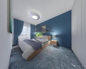 ABSOLÚTNY KĽUD V CENTRE - 2,5i tehlový byt v pôvodnom stave s možnosťou premeny na 3i - Dunajská ul.