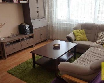 REZERVOVANÉ 3-izbový byt, 65 m2, lodžia (2.p/7), KE-Jazero Polárna