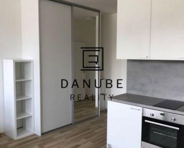 Prenájom 1 izbový byt novostavbe Čerešne na ulici Polianky, Bratislava-Dúbravka.