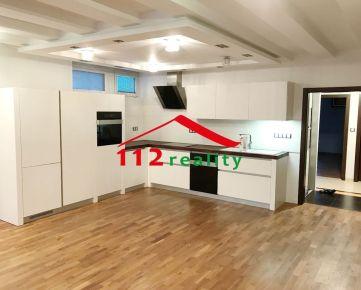 112reality - Luxusný klimatizovaný 3 izbový byt, 2 balkóny, 2 parkovacie státia,  Ružinov, novostaba Galvániho