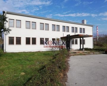 KONEX REALITY – Administratívna budova na Južnej triede v Košiciach