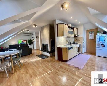 Predáme podkrovný 4+kk byt, Žilina - Bôrik, Bôrická cesta, R2 SK.