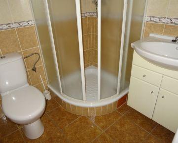 385,- Eur pre 2 osoby vrátane spotreby E, služieb a internetu! Zariadený menší 1-izb. byt, 28 m², v novostavbe na Trnavskej ceste v Ružinove