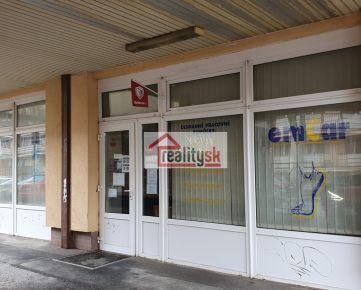 Obchodný priestor na prenájom, Košice Floriánska ul., Staré Mesto