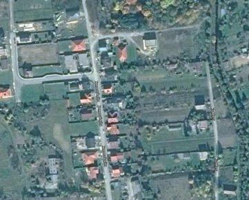 Na predaj Košice-Šaca na stavbu RD záhrada -
