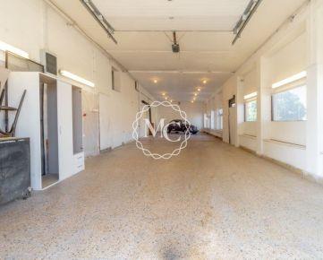 Privátny maklér | PREVÁDZKA, SKLAD ČI VÝROBŇA - flexibilné nebytové priestory v obci Dolné Janíky