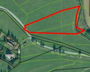 PREDAJ - Investičný pozemok v k.ú. Brezno