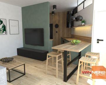 Na predaj 3 izbový byt s loggiou  na ulici Kalinovská – Košice III - Furča