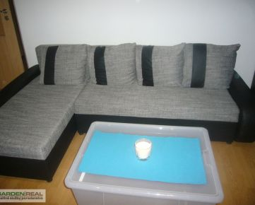 Prenájom: pekný rekonštruovaný 2 izb. zariadený byt + loggia + balkón + pivnica 60 m2, možnosť TP.